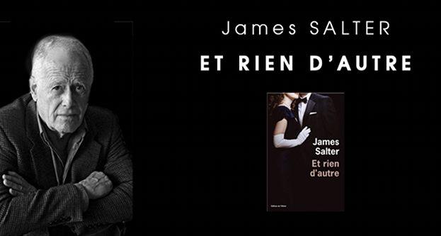 Et rien d'autre de James Salter
