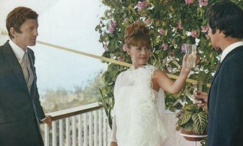La mariée était en noir