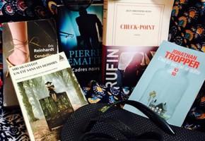 Les livres de votre été