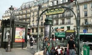 Métro Place de Clichy