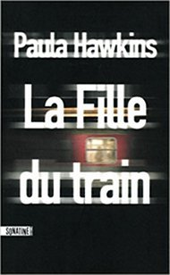 La fille du train paula hawkins