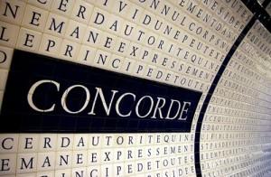 Métro Concorde