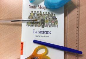 La sixième de Susie Morgenstern