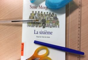 La sixième de Susie Morgenstern