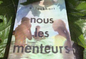 Nous les menteurs d'E. Lockhart