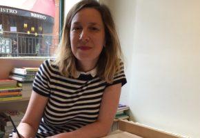 Anaïs Brunet, auteure-illustratrice jeunesse