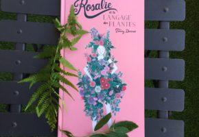 Rosalie et le langage des plantes de Fanny Ducassé