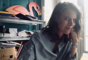 Charlotte Duverne, fondatrice de la maison d'édition Marcel et Joachim